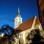 Bratislava cathedral by pragmatopian, on Flickr