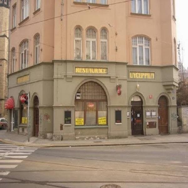 Praga Restauracja podSlavinem