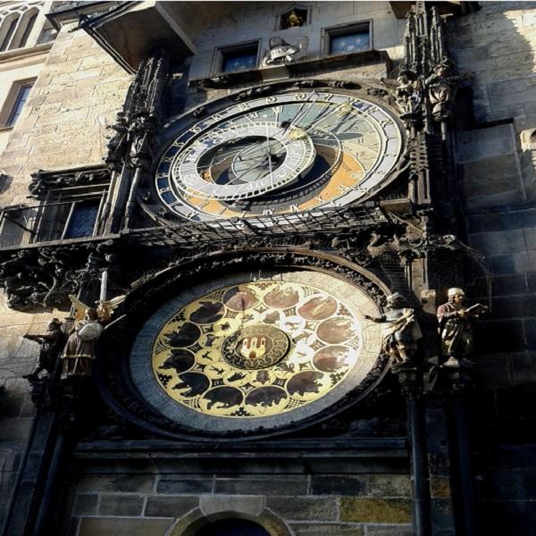 Praga Orloj