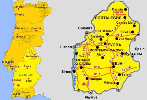 Portugalia-Alentejo